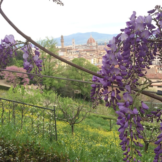 The Golden Week in Florence
